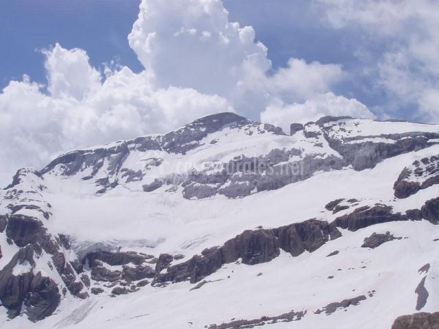 Glaciar de Monte Perdido