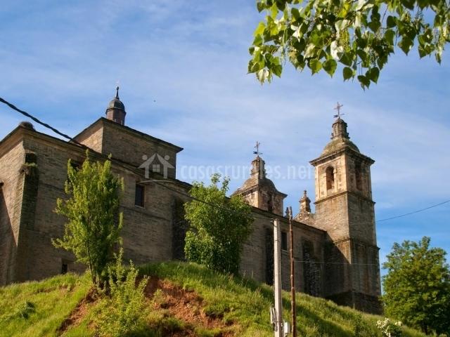 Monasterios de Vega de Espinareda