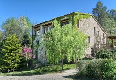 Casas rurales en pirineo catal n para grupos - Casa rural pirineo catalan ...