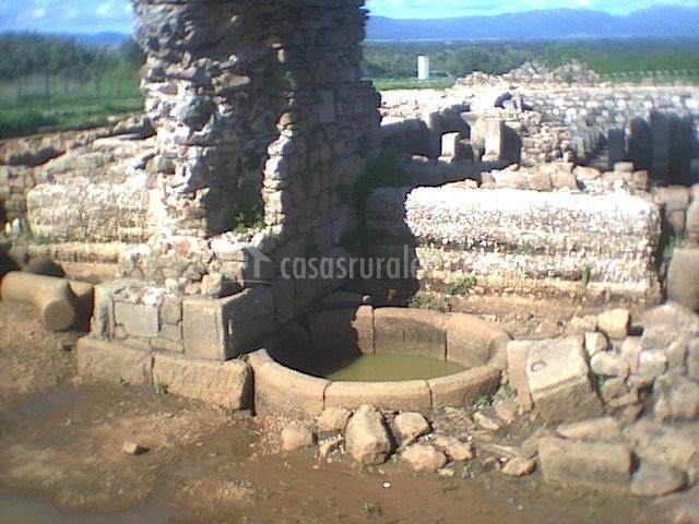 Ruinas de Ambroz
