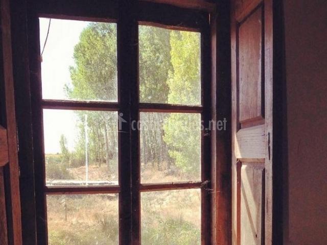 Molino con ventana
