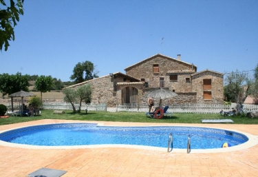 Fotos de campos de encinas sexy girls photos - Casas rurales lleida piscina ...