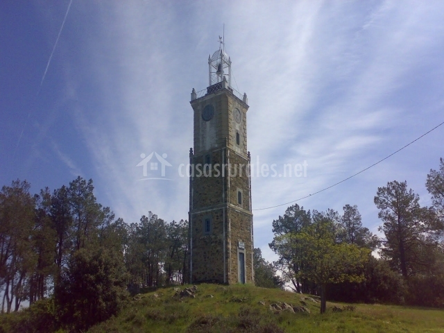 Torre del Reloj, del año 1930