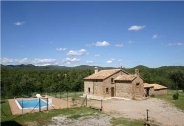 Casas rurales en olius - Casas rurales lleida piscina ...