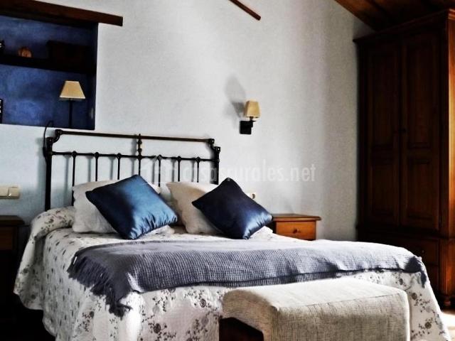 Dormitorio matimonio