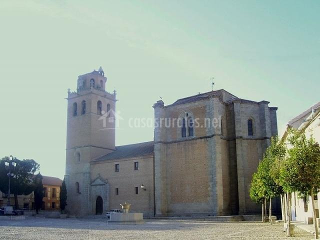 Iglesia en Martín Muñoz de las Posadas
