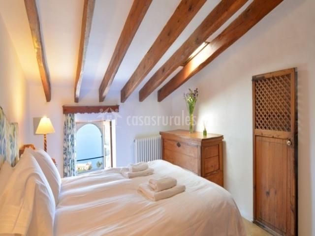 Dormitorios con calefacción