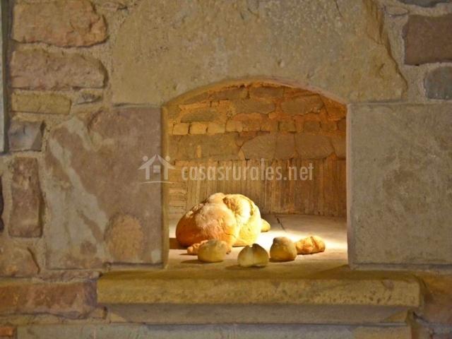 Antiguo horno de pan