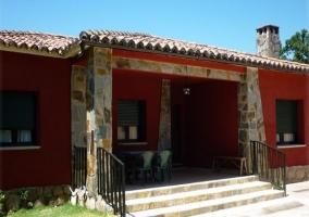 Apartamento rural Los Enebros