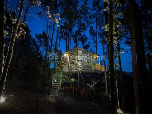 Cabaña Alban