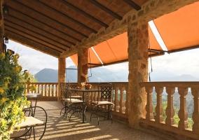 Cabañitas del Bosque - Do Barranco