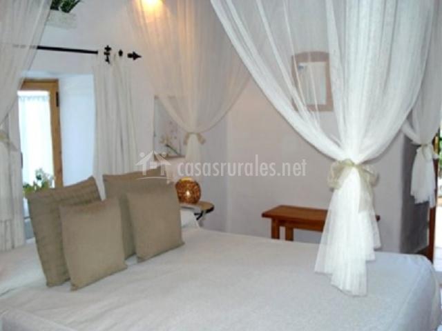 Dormitorio doble del alojamiento
