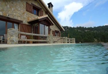 Casas rurales en arag n con jacuzzi p gina 4 for Hoteles en teruel con piscina