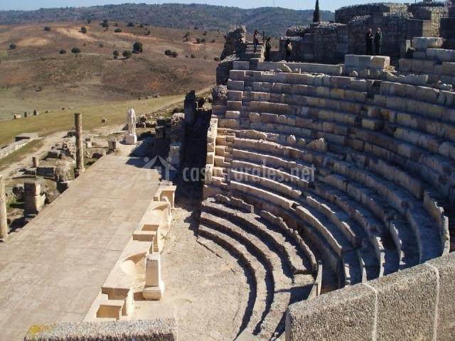 Anfiteatro Segóbriga