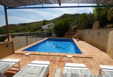 Casas rurales en torre del mar con piscina for Piscina torre del mar