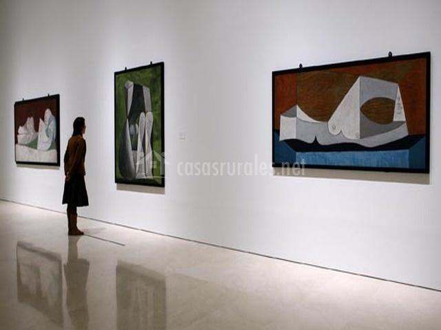 Museo de Picasso en Málaga