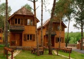 Casas de Madera de Prades
