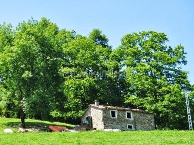 La casita y su entorno