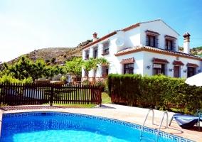 Casa Rural Almendros - Ruta del Sol