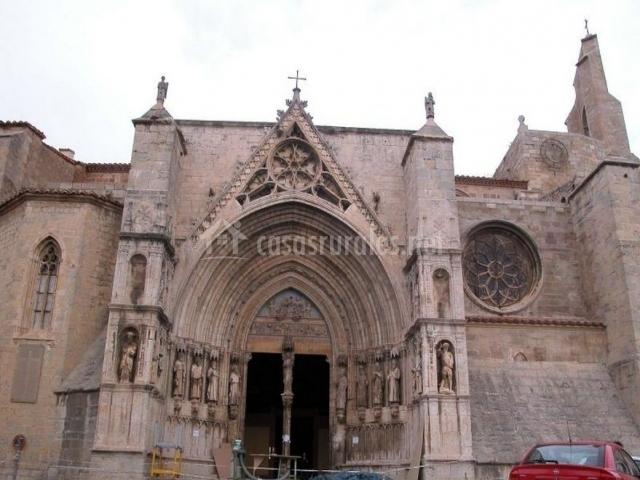Iglesia de Morella
