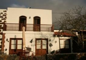 La casa de la abuela Leonor