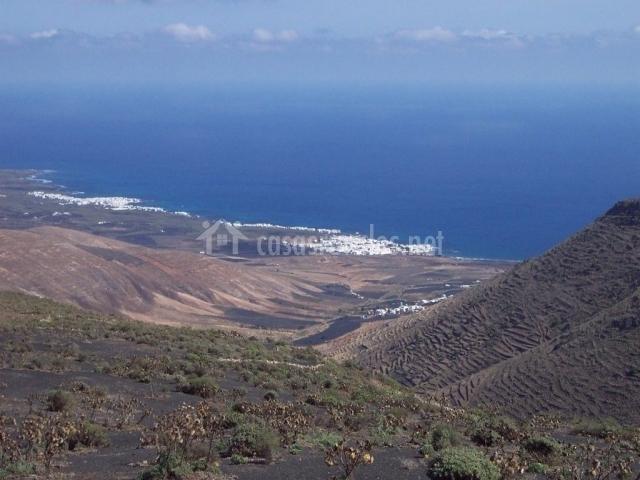 Mirador de Haría Lanzarote