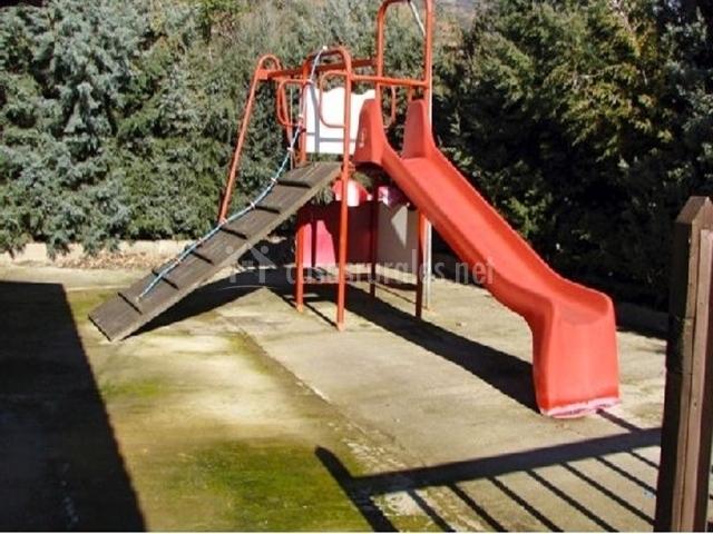 Parque infantil de la casa rural