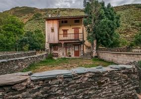 CTR El Urogallo- Casa Los Fresnos