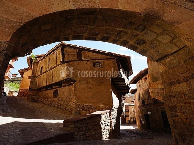 Calles de Albarracín