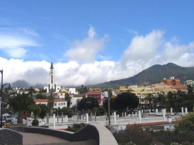 El Paso en La Palma