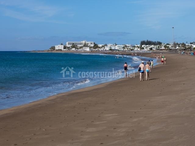Playa del Puerto del Carmen