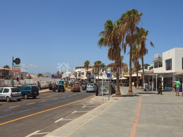 Avenida del Puerto del Carmen
