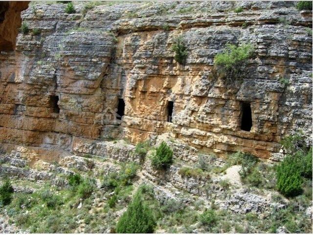 Acueducto de Albarracín