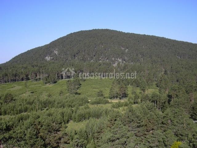 Pico Caimodorro.
