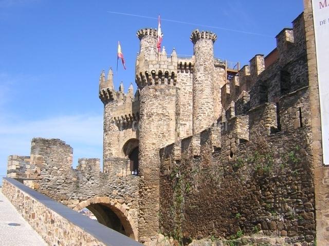 Ponferrada y su Castillo
