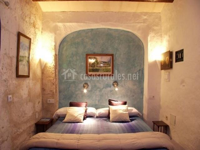Dormitorio cueva
