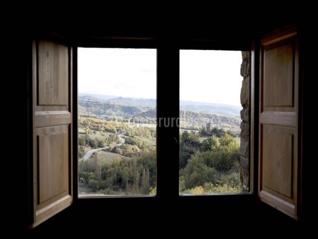 Vistas desde el dormitorio