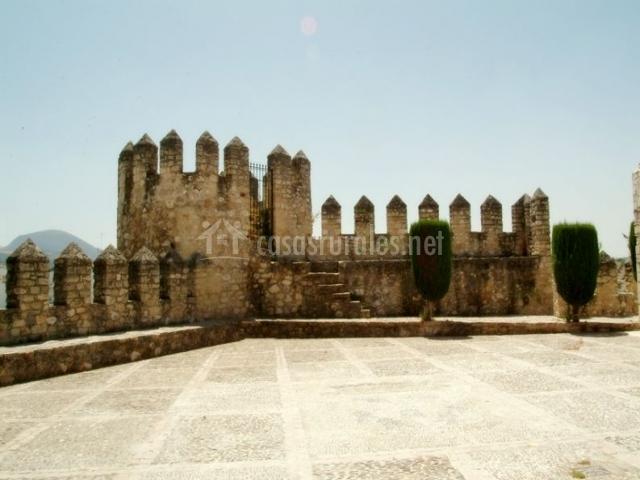 Cabra y su antiguo castillo