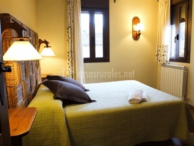 Estupendo dormitorio