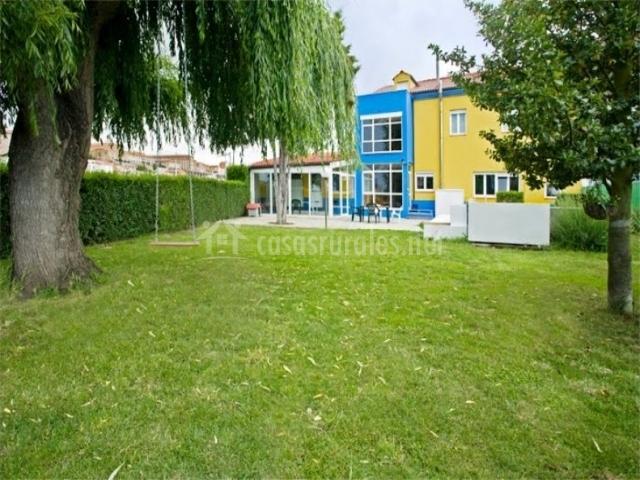 Casa pobladura en astorga le n - Casa rural el jardin ...
