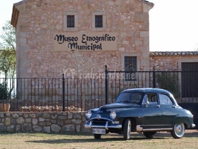 Exterior del museo etnográfico