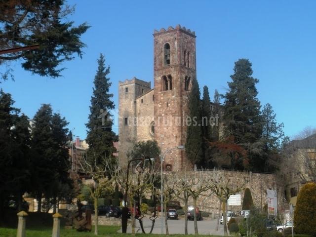 Torre Roja de Sant Peri de Vilamajor