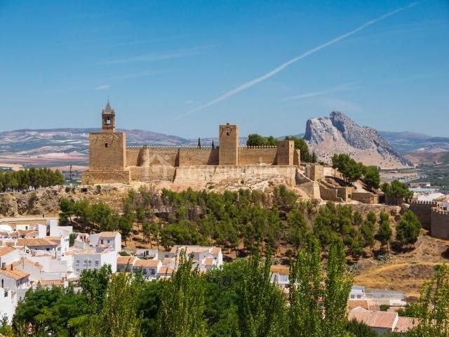 Castillo de Antequera