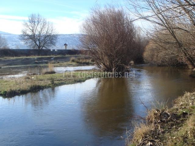 Riberas del río Adaja