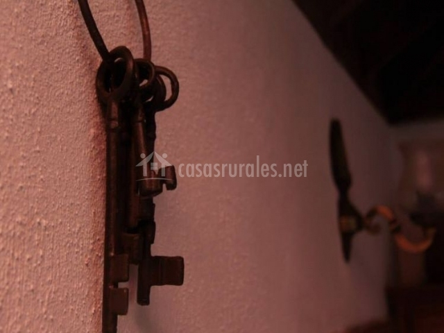 Detalles en las paredes
