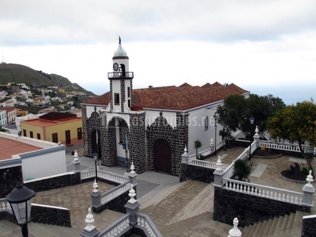 Iglesia de la Concepción en Valverde