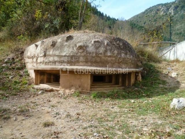 Los bunkers de Martinet