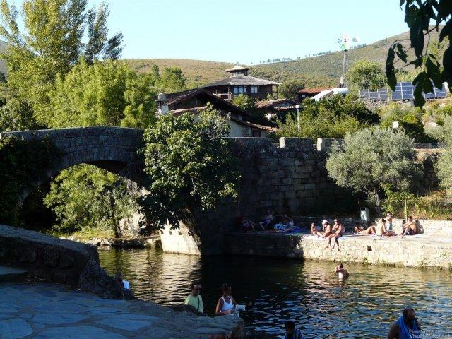 Piscinas naturales en extremadura y m s blog de turismo for Escapada rural piscinas naturales