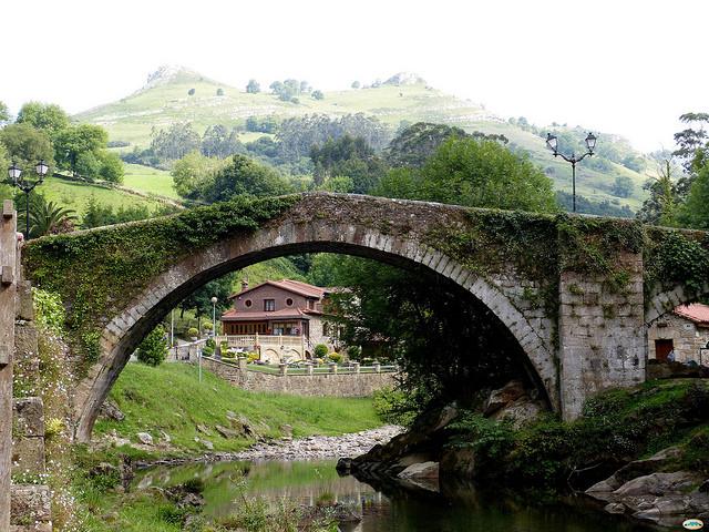 Liérganes y su puente