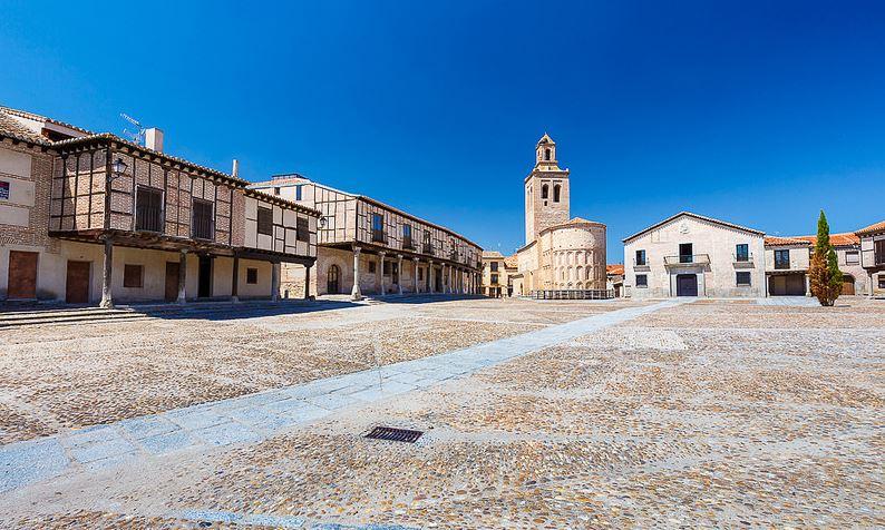 Plaza Mayor de Arévalo